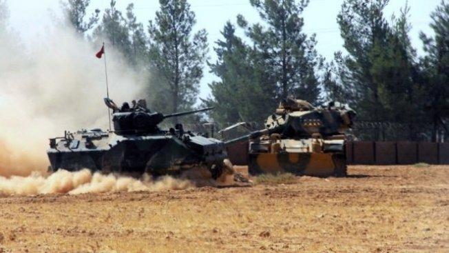 TSK: '48 DEAŞ'lı terörist öldürüldü'
