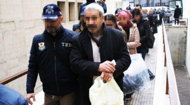 Bursa'da PKK operasyonu!