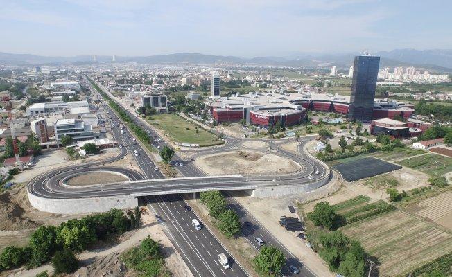Bursa'da trafik düzenlemesi!