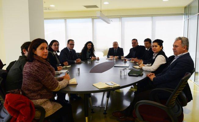 Bursa Osmangazi'de yeni projeler masada