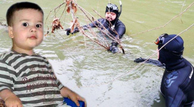 Bursalı küçük Uğur'u dalgıçlar arıyor!