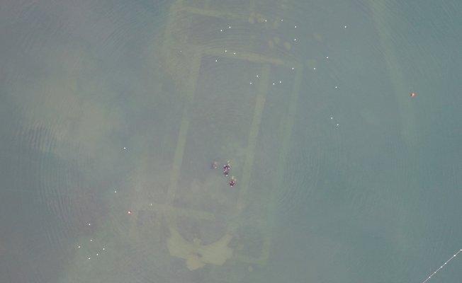 Göl dibinde bazilikadan daha eski bir tarih ortaya çıktı