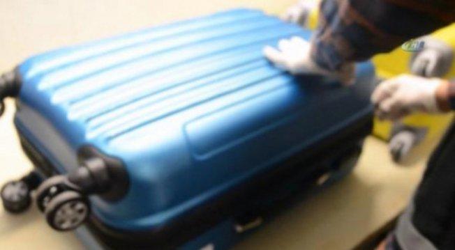 İnanılmaz kaçakçılık! Bavulu açınca şok oldular