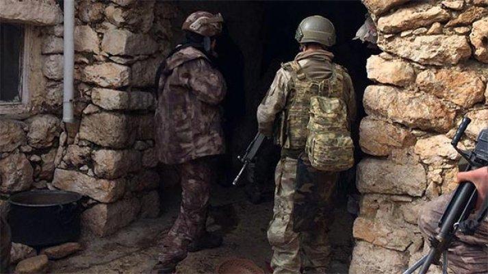 Mardin'de terör operasyonu: 12 gözaltı!