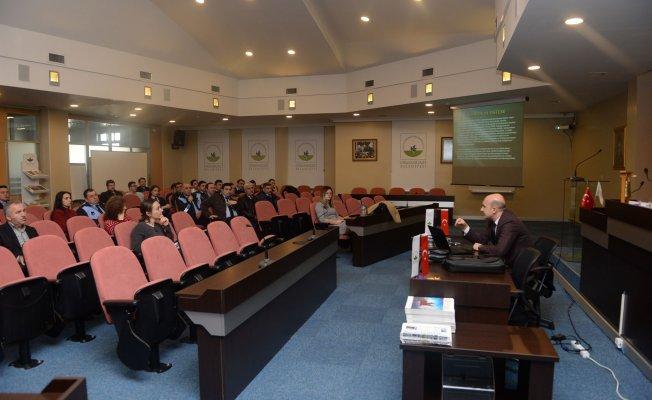 Osmangazi Belediyesi zabıtaya tüketici hakları eğitimi verdi