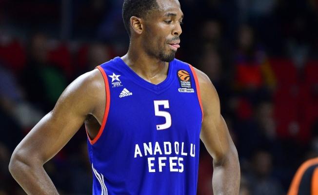 THY Euroleague'de haftanın MVP'si Andolu Efes'ten!