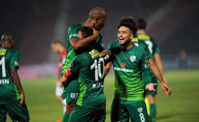 Bursaspor kritik sınavda!