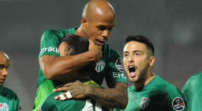 Bursaspor  sahasında Gaziantepspor'la mücadele edecek!