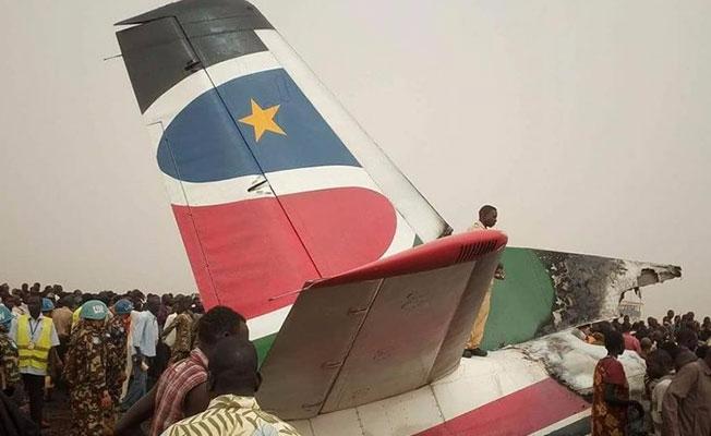 GüneySudan'dauçakkazası!