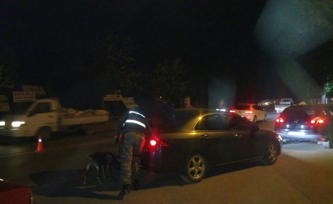 Bursa'da jandarmadan huzur operasyonu!