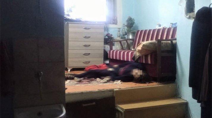 Bursa'da korkunç olay! Annesini boğarak öldürdü