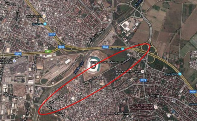 Bursa'da o yollar trafiğe kapatılacak