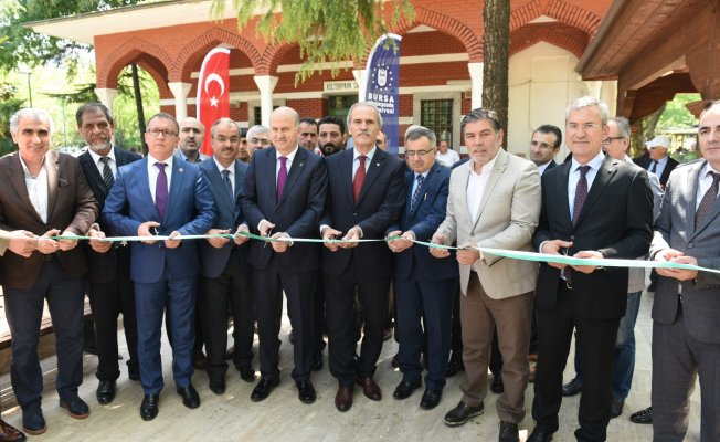 Bursa Kültürpark yeniden canlanacak!