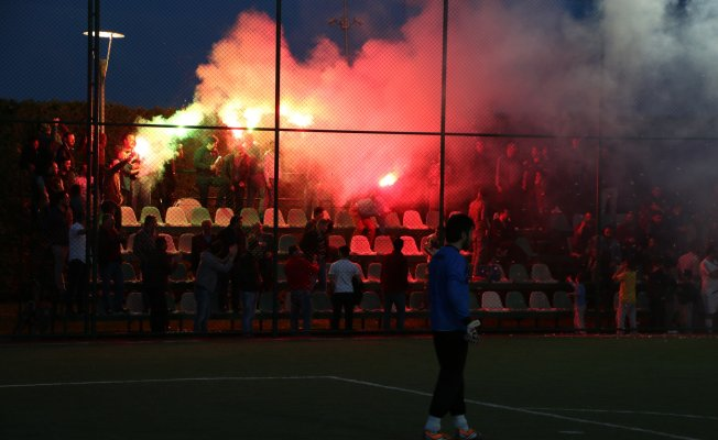 12. DOSAB Futbol Turnuvası'nda şampiyon PMS!