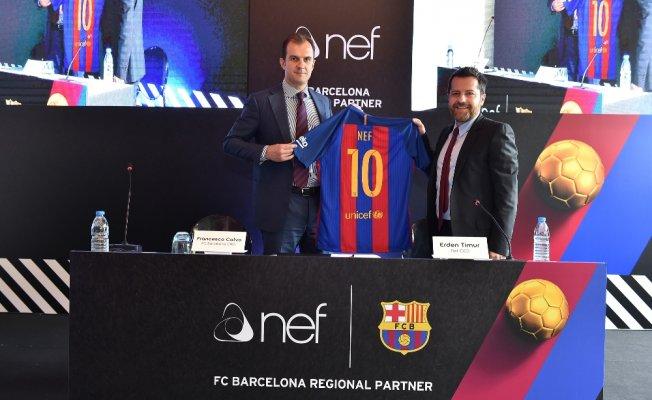Barcelona'ya bir Türk sponsor daha