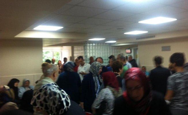Bursa Çekirge Devlet Hastanesi'nde bir yılda rekor muayene