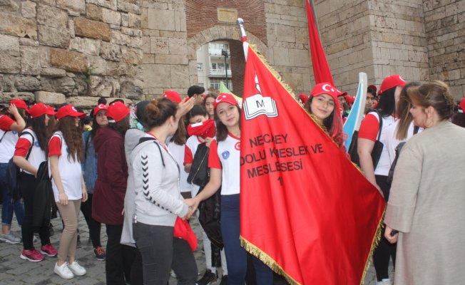 Bursa'da 19 Mayıs coşkusu