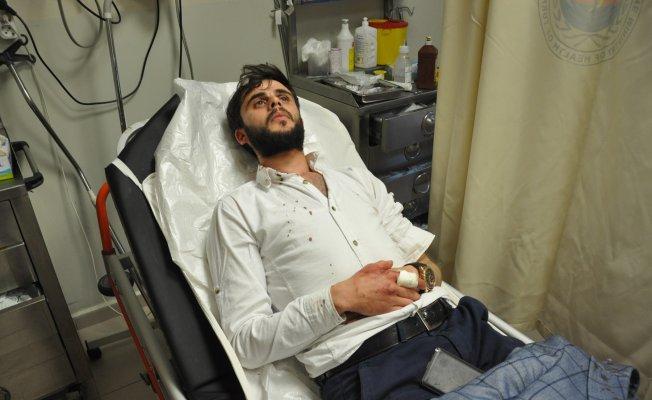 Bursa'da iş adamına saldırı!