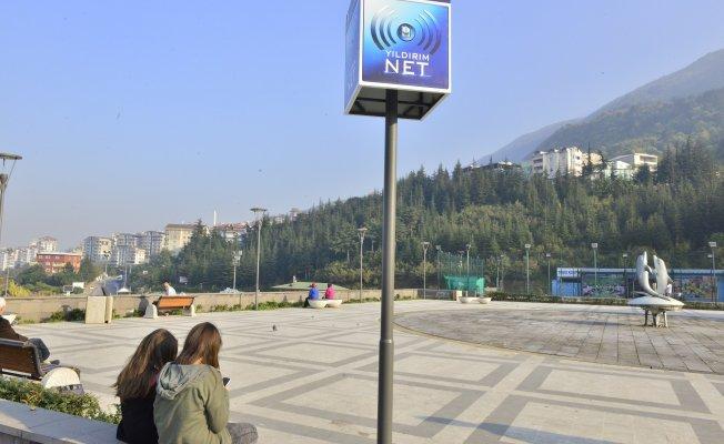 """Bursa' Yıldırım'da """"e-belediyecilik"""" dönemi"""