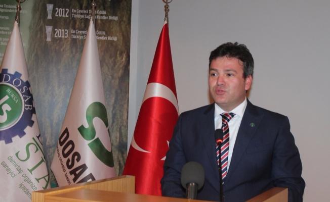 DOSABSİAD'da ibrahim Öztürk dönemi!