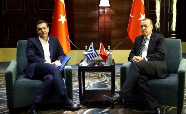 Erdoğan'dan Çipras'a Yunanistan'daki darbecilerle ilgili net mesaj!