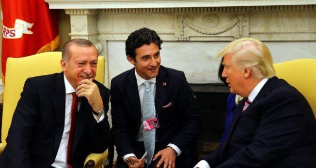 Erdoğan'dan Trump'a: Terör koridoruna izin vermeyiz