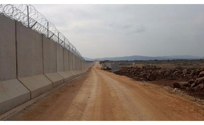 İran sınırına 144 kilometrelik duvar!