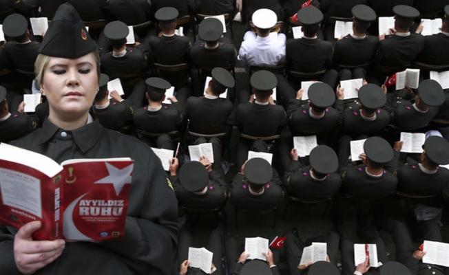 Jandarma Guinness Rekorlar Kitabı'na girdi