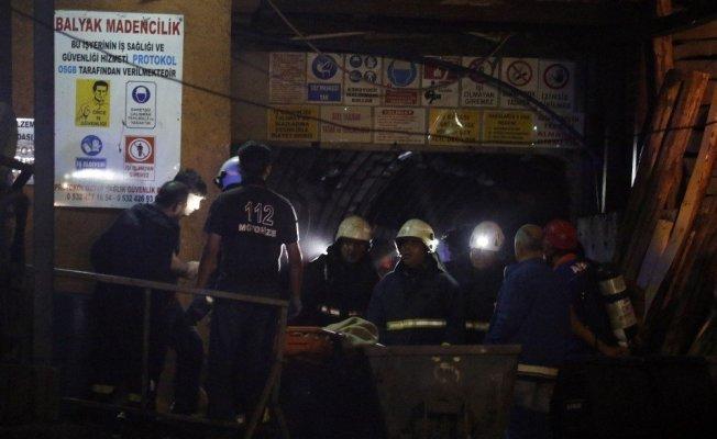 Maden faciası! İşçilerin cansız bedenine ulaşıldı