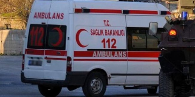 Şırnak'ta patlama!