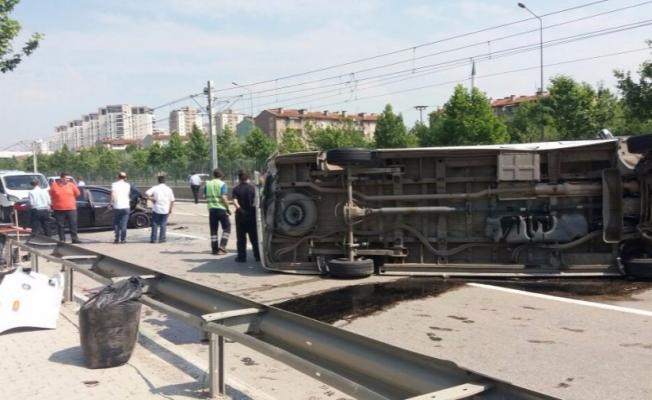 Bursa'da feci kaza! 1 ölü!