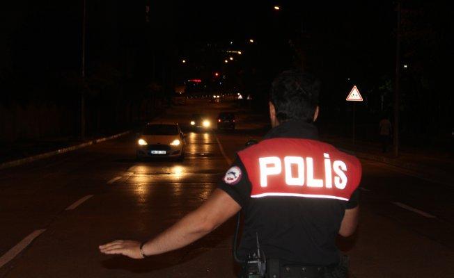 Bursa'da 2 haftada 112 ayrı operasyon