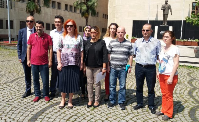 Bursa'da doktora şiddet!