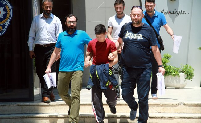 Bursa'da hırsızlık zanlısı ikinci kez serbest!