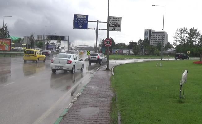 Bursa'da sır gibi kaza!