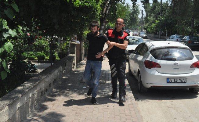 Bursa'da uyuşturucu zanlısı kıskıvrak yakalandı