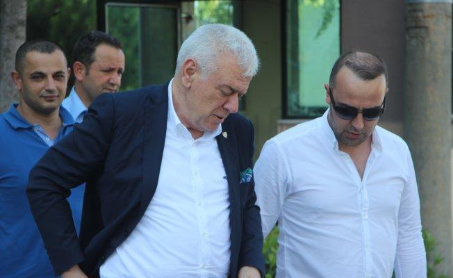 Bursaspor Başkanı'ndan suç duyurusu!