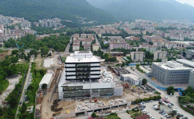 Bursa'ya 7 yıldızlı hastane!