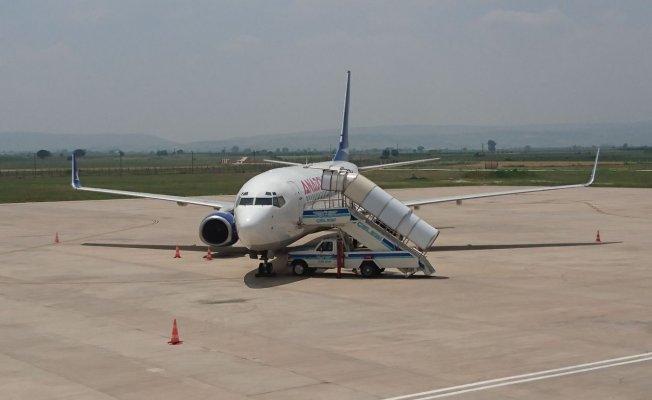 Havada beklenmedik olay! Bursa-Ankara uçağı iptal edildi
