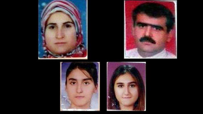 İki kızını ve eşini öldürmekle suçlanan sanık tahliye edildi