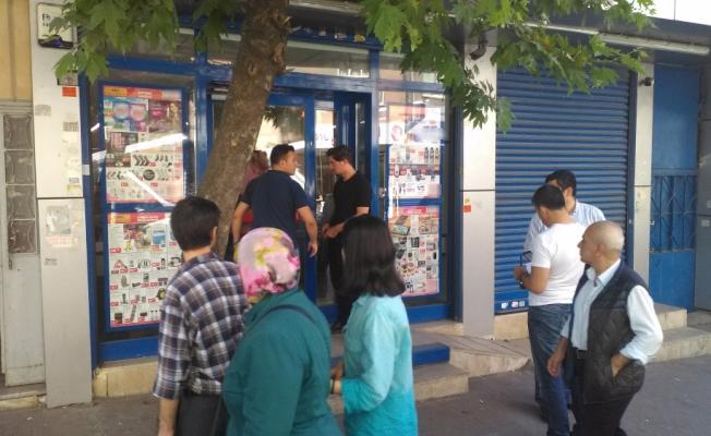 İstanbul'un göbeğinde silahlı soygun dehşeti