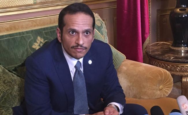 Katar'dan flaş açıklama: Pazarlık masasına oturmayız