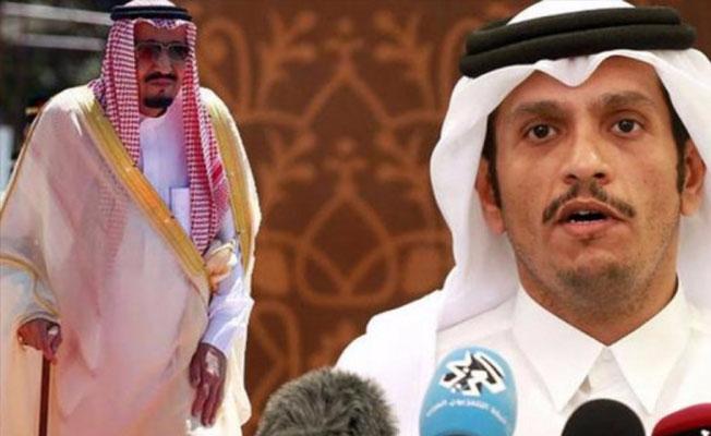 """Katar'dan yeni açıklama: """"Süper güç değiliz"""""""