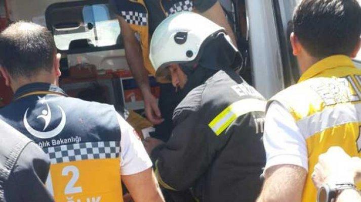Özel halk otobüsü devrildi: Ölü ve yaralılar var