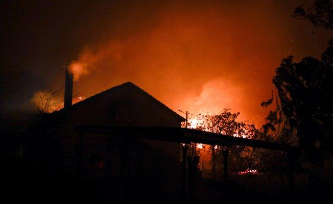 Portekiz'de orman yangını! Çok sayıda ölü var