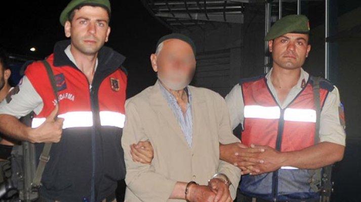 87'lik dedeye taciz suçlamasıyla gözaltı