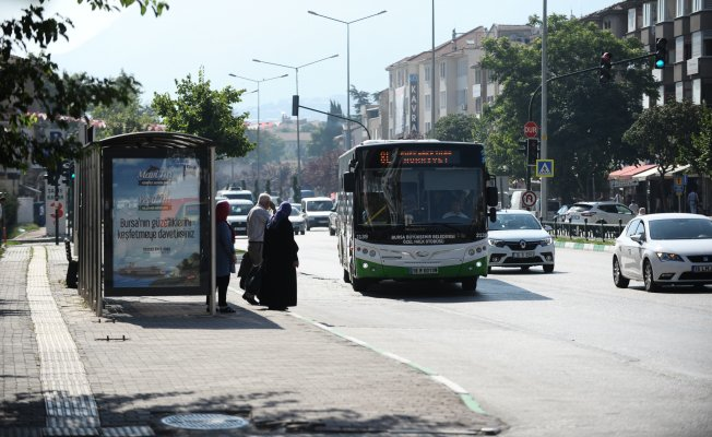Bursa'daki özel halk otobüslerinde o dönem bitti