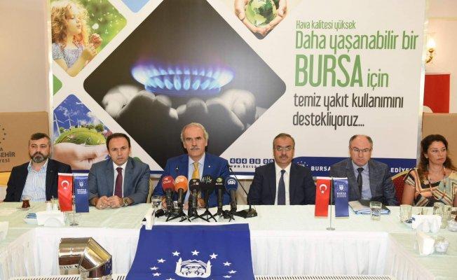 Bursa'dan Türkiye'ye örnek proje
