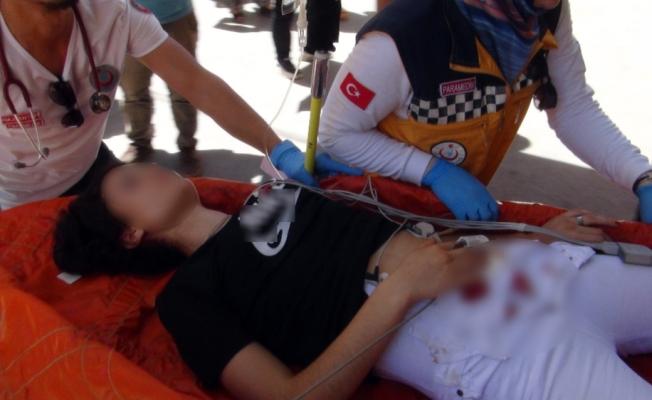 Dehşet! Anne kıza pompalı tüfekle saldırı!