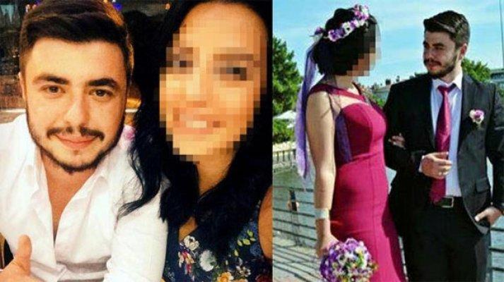 Nikaha 4 gün kala nişanlısını öldürdü